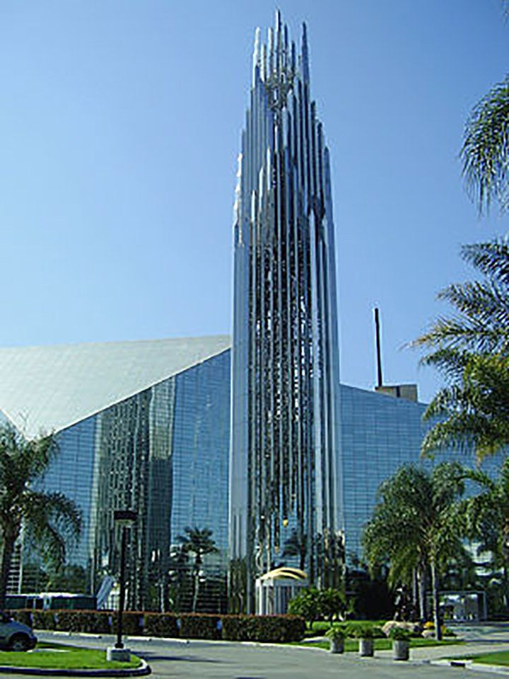 Kaliforniya'daki Kristal Katedral2